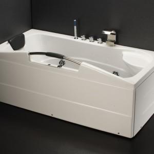 Bồn tắm massage có chân có yếm Caesar MT3370L/R
